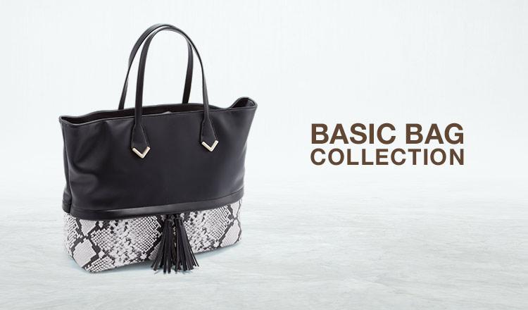 BASIC BAG SELECTION(ベーシックバッグセレクション)