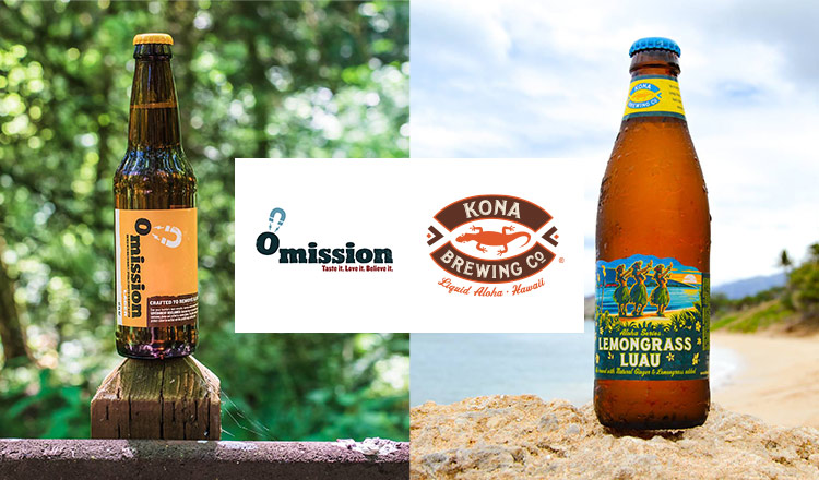 KONA BEER/OMISSION BREWING