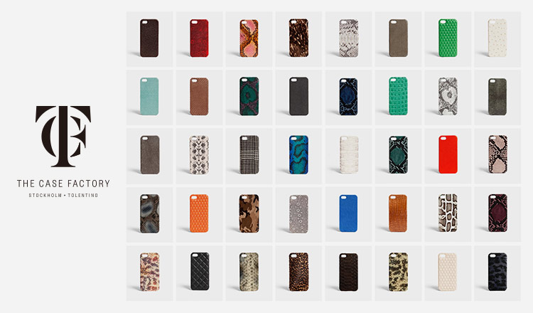 THE CASE FACTORY  iphone case