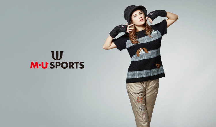 GOLF WEAR SELECTION BY MUSPORTS