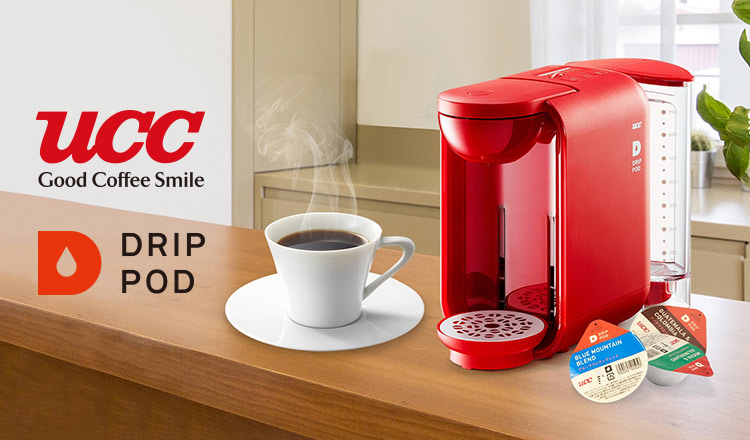 COFFEE LIFESTYLE BY DRIP POD