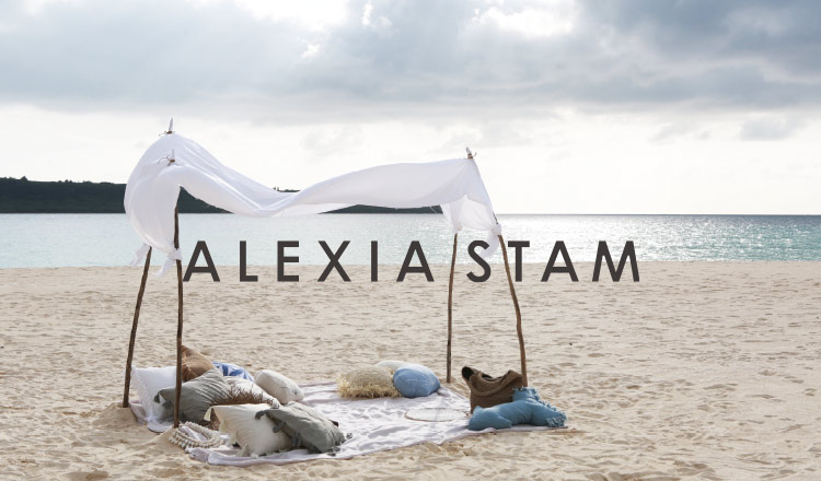ALEXIA STAM(アリシアスタン)