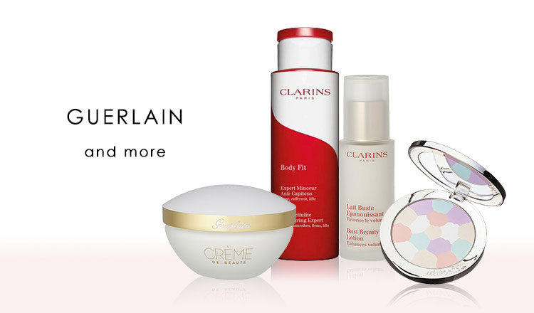 GUERLAIN and more
