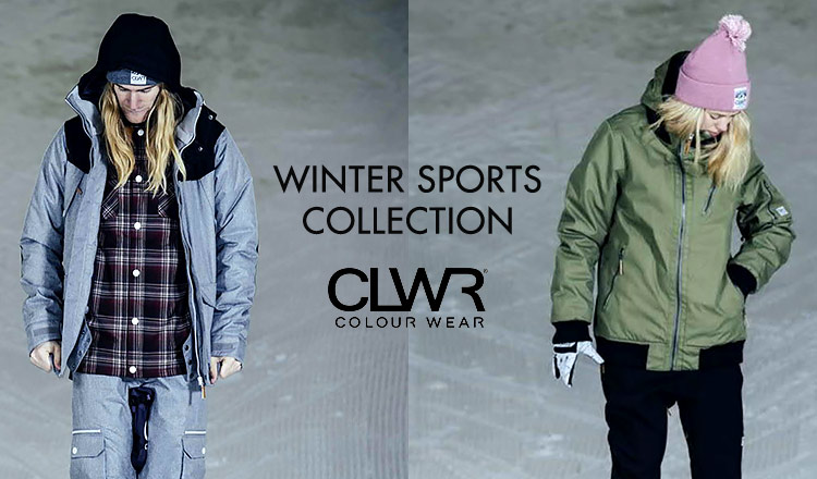 CLWR-WINTER SPORTS COLLECTION-