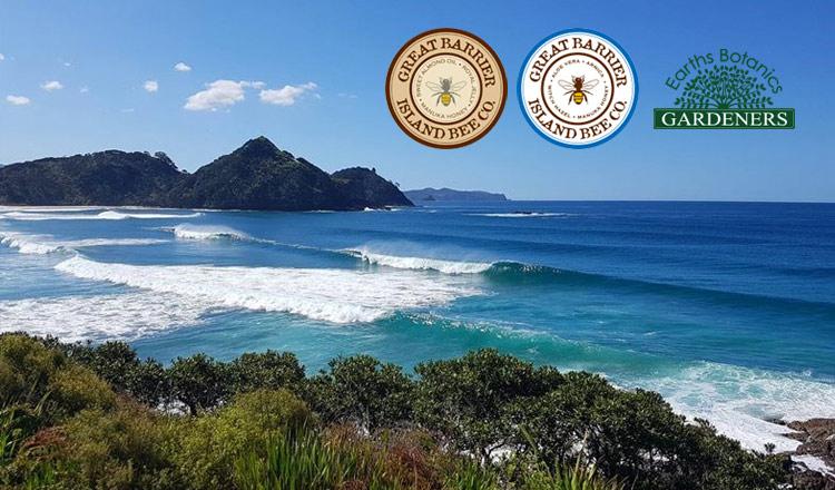 GREAT BARRIER ISLAND/EARTH BOTANICS GARDENERS and more