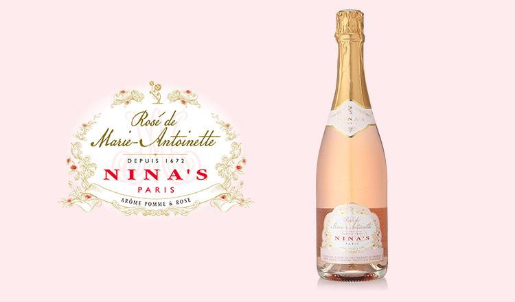 NINA'S PARIS -マリー・アントワネットのお酒-