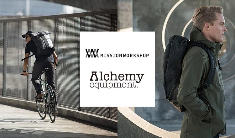MISSION WORKSHOP/ALCHEMY