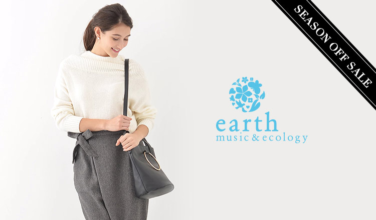EARTH MUSIC&ECOLOGY_OFF SEASON ITEM