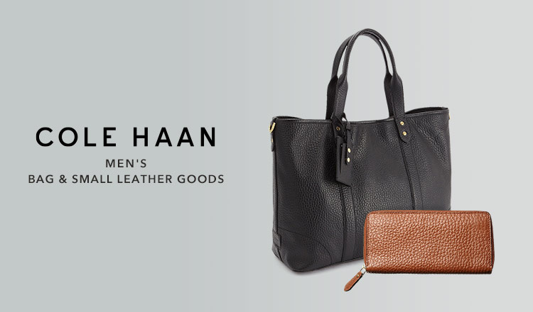 COLE HAAN MEN'S BAG & SMALL LEATHER GOODS