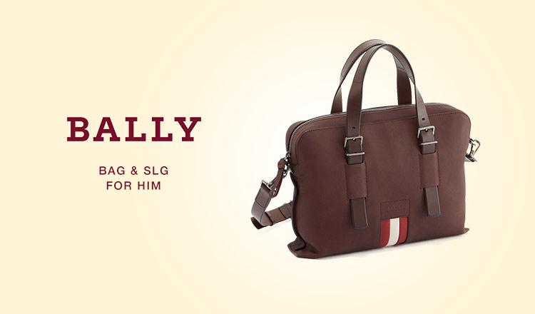 BALLY BAG&SLG FOR HIM