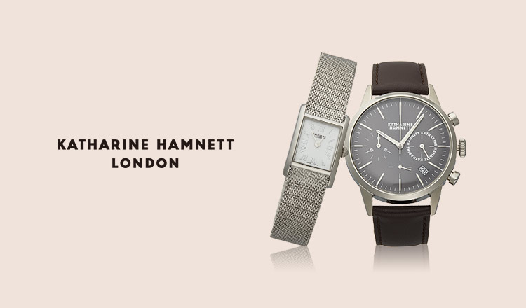 KATHARINE HAMNETT WATCH