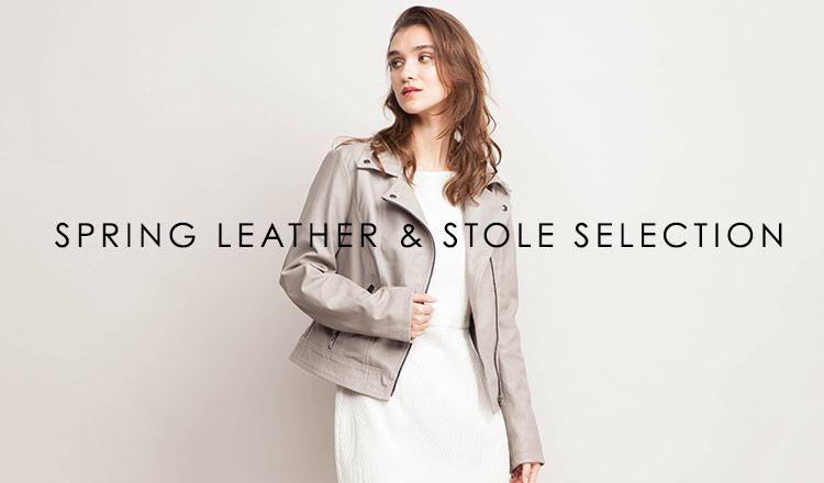 LEATHER & STOLE SELECTION