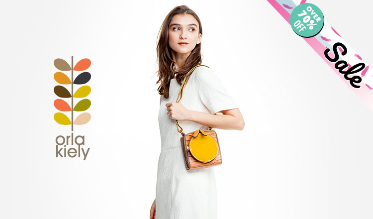 ORLA KIELY_OVER 70%OFF