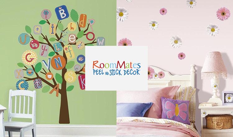 RoomMates-wall sticker