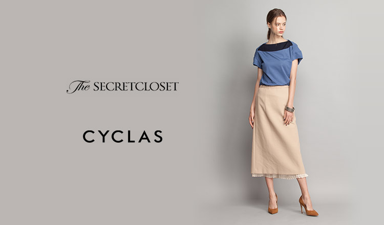 THE SECRETCLOSET/CYCLAS