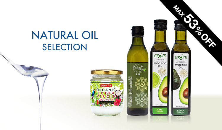NATURAL OIL SELECTION