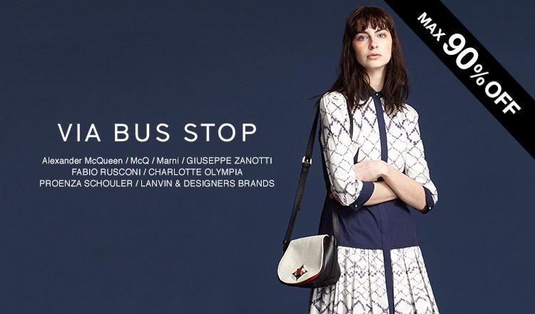 VIA BUS STOP WOMEN BAG SHOES and ACC
