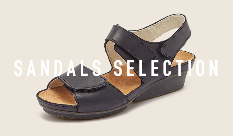 SANDALS SELECTION