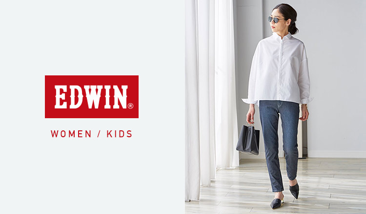 EDWIN WOMEN/KIDS