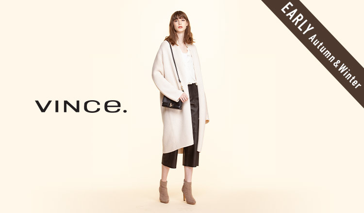 VINCE._EARLY AUTUMN & WINTER