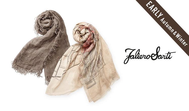 FALIERO SARTI_EARLY AUTUMN & WINTER