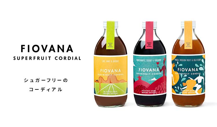FIOVANA -シュガーフリーのコーディアル-