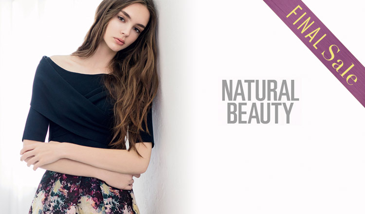 NATURAL BEAUTY_FINAL SALE_APPAREL