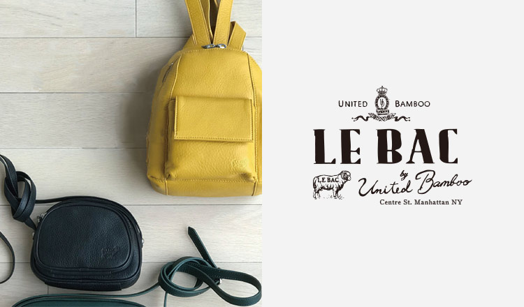 LE BAC BY UNITED BAMBOO