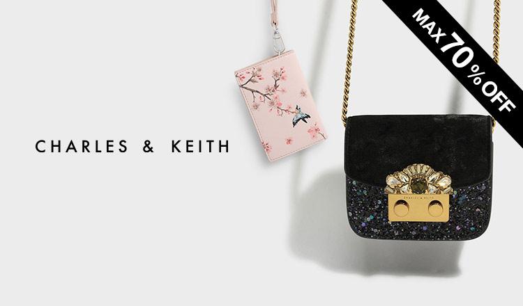 CHARLES&KEITH(チャールズアンドキース)