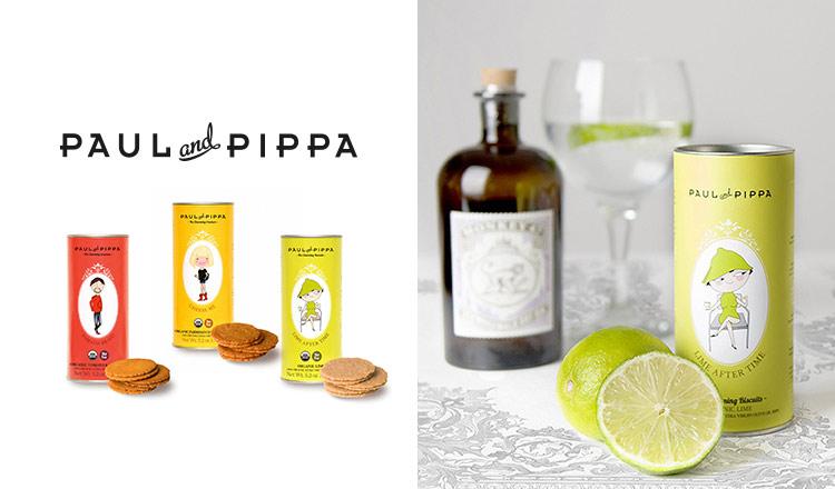バルセロナのユニークな焼き菓子 -PAUL & PIPPA-