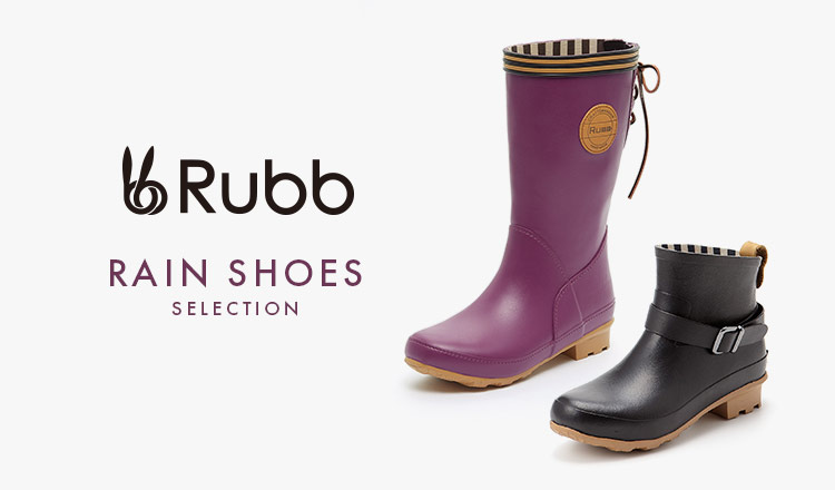 RAIN SHOES SELECTION -RUBB-