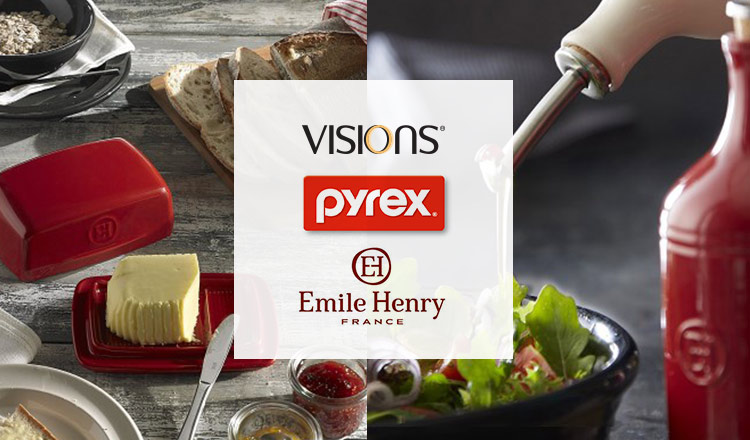 EMILE HENRY/VISIONS / PYREX