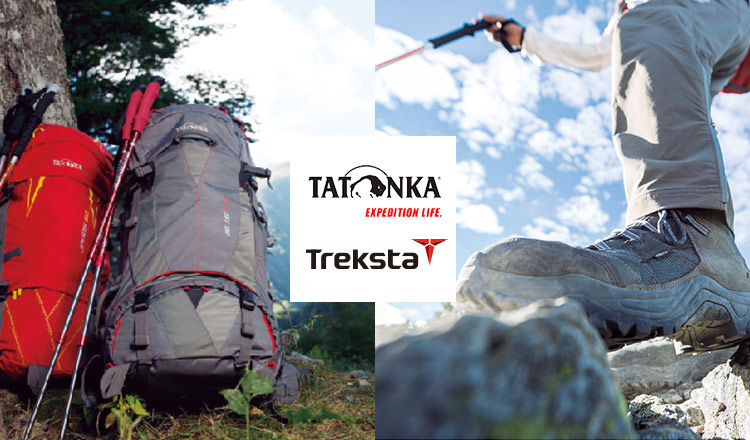 TATONKA/Treksta -OUTDOOR GOODS-