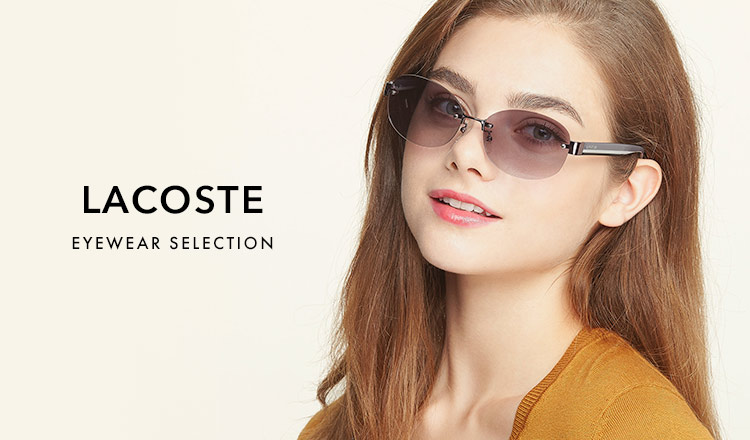 LACOSTE EYEWEAR SELECTION