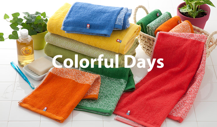 COLORFUL DAYS/mon soleil