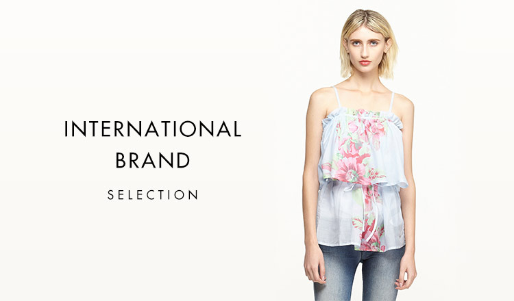 INTERNATIONAL BRAND SELECTION