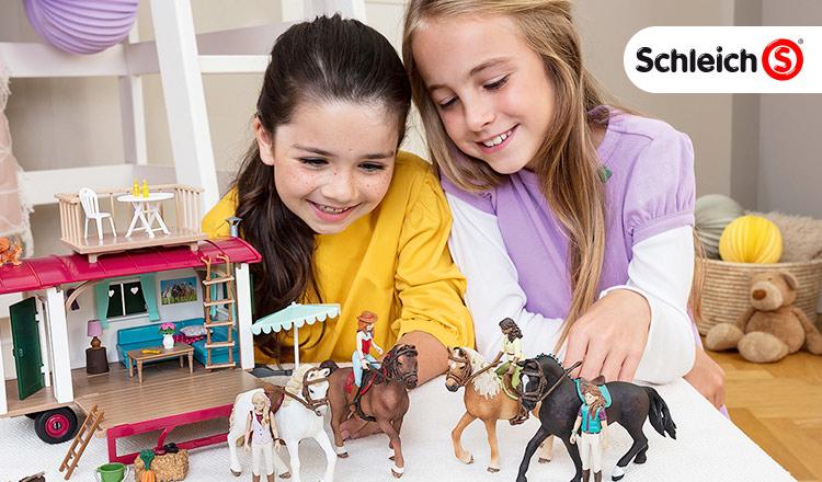 SCHLEICH - HORSE CLUB -