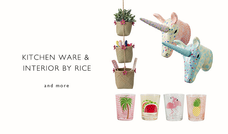 KITCHEN WARE & INTERIOR BY RICE & MORE