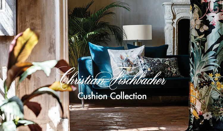 CHRISTIAN FISCHBACHER  -Cushion Collection-