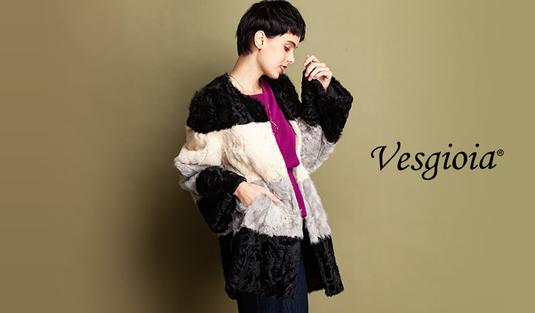 NEW VESGIOIA FUR SELECTION