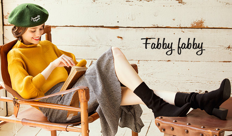 OCTOBER SALE FABBY FABBY