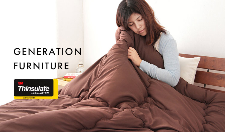 GENERATION FURNITURE -Thinsulate SELECTION-