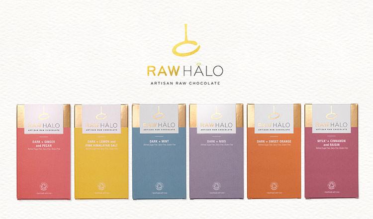 無添加・砂糖不使用のローチョコレート -RAW HALO-