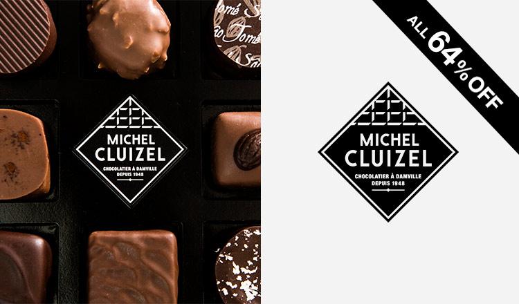 PREMIUM CHOCOLATE -MICHEL CLUIZEL&HERITAGE-
