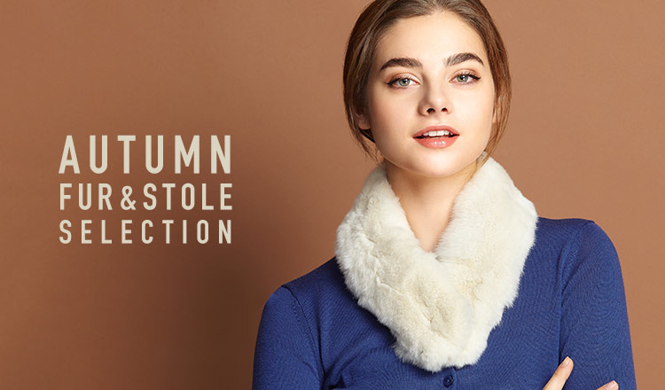 AUTUMN FUR& STOLE SELECTION