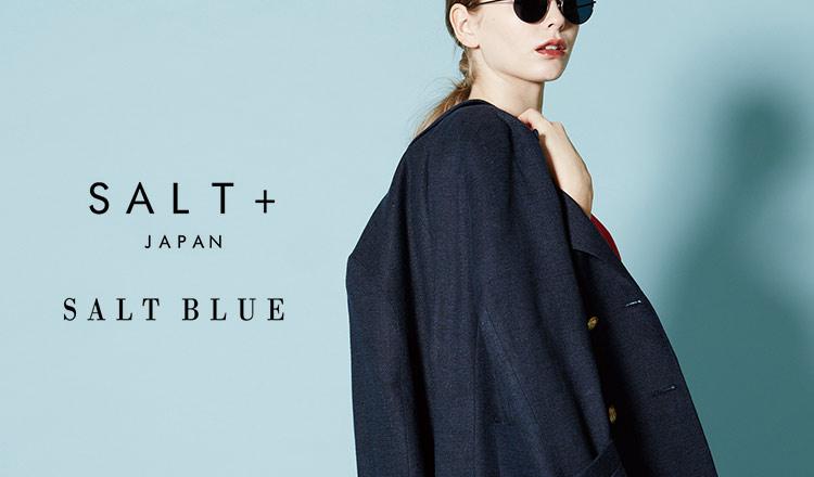 SALT+JAPAN/SALT BLUE