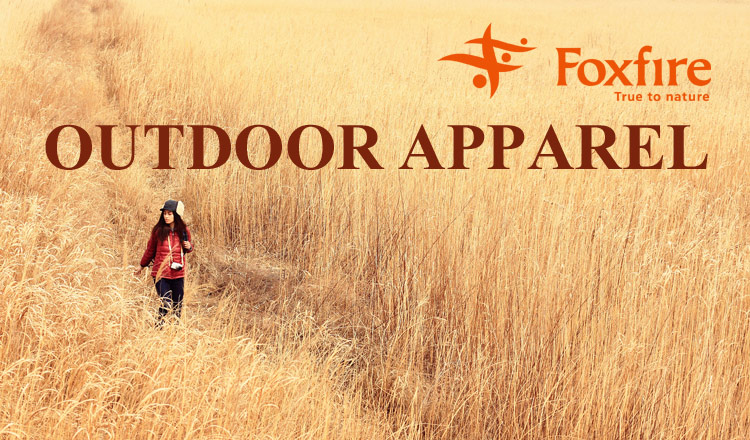FOXFIRE OUTDOOR APPAREL