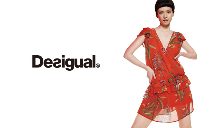 DESIGUAL WOMEN