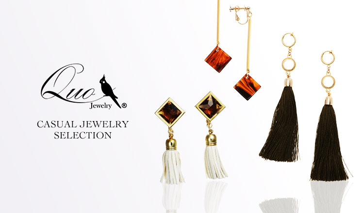 QUO JEWELRY_CASUAL JEWELRY SELECTION