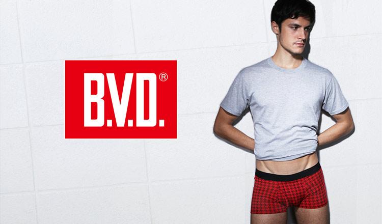 B.V.D.-MEN-
